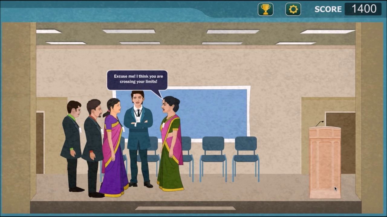 Indian sexual harassment powerpoint