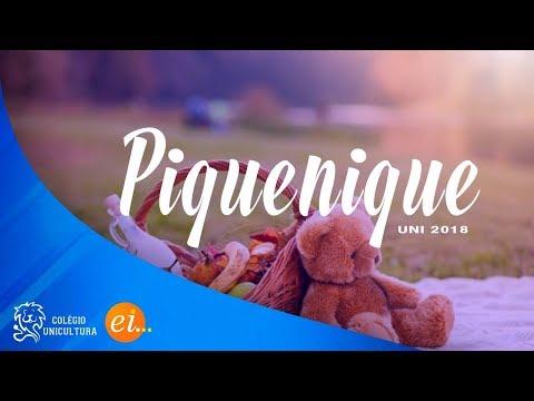 PIQUINIQUE - (ESCOLA DA INTELIGÊNCIA) - Colégio Unicultura