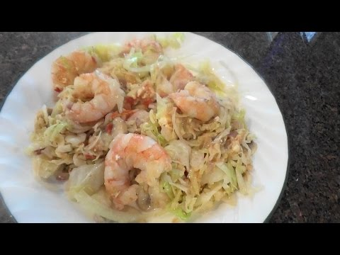 low-carb-shrimp-and-cabbage