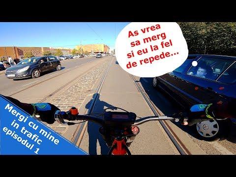 Mergi cu mine in trafic - episodul 1 - Bultaco Brinco S