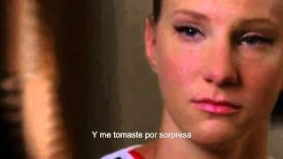 Mine- Glee performance subtitulado español