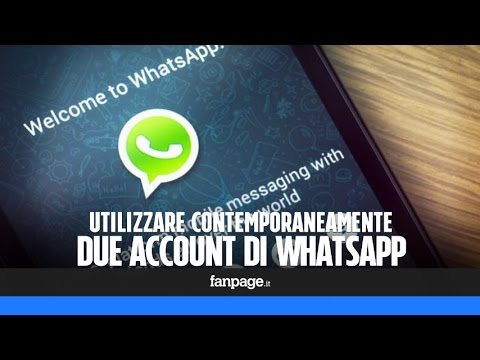 Utilizzare Due Numeri WhatsApp Contemporaneamente In Un Unico Smartphone