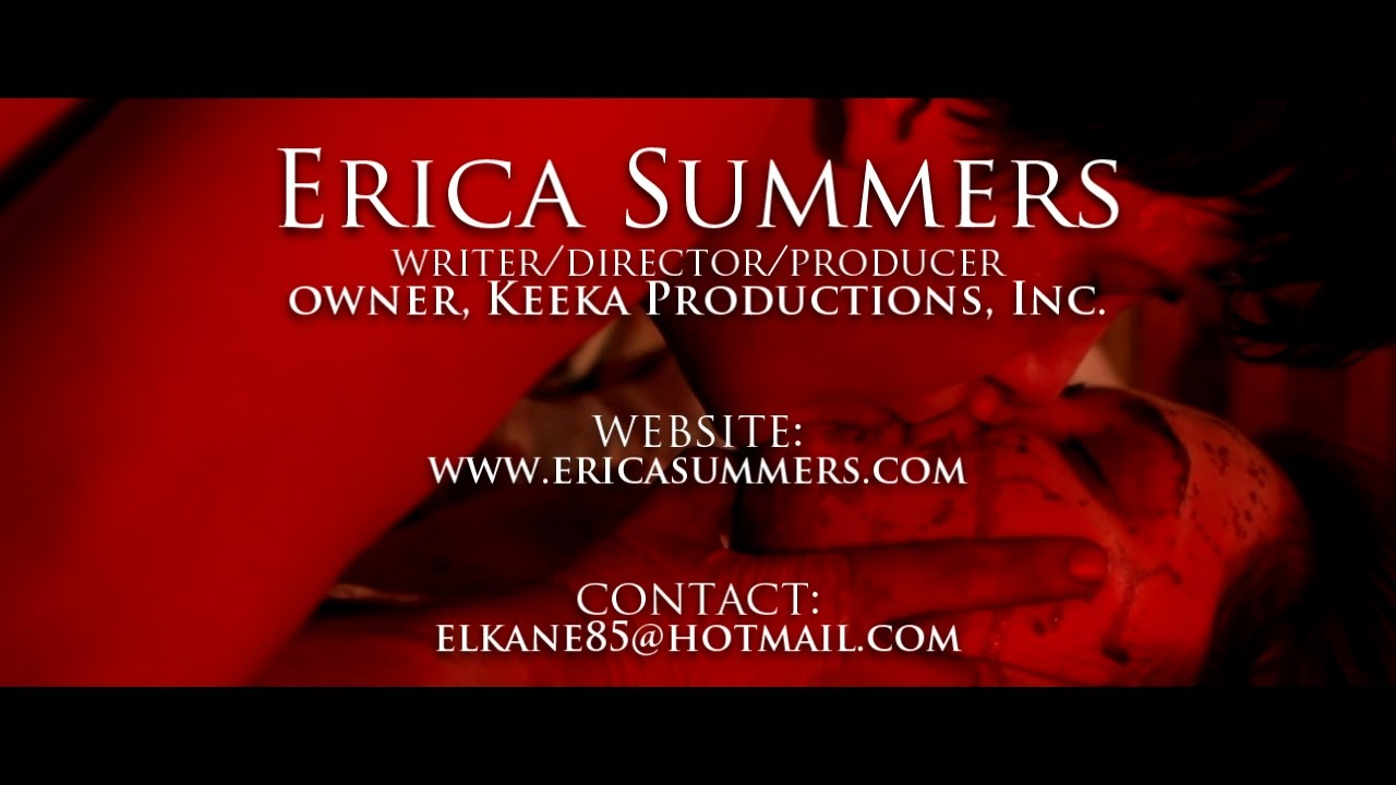 Erica Summers Director's Reel (2015)