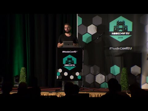 NodeConf EU 2016 Highlights