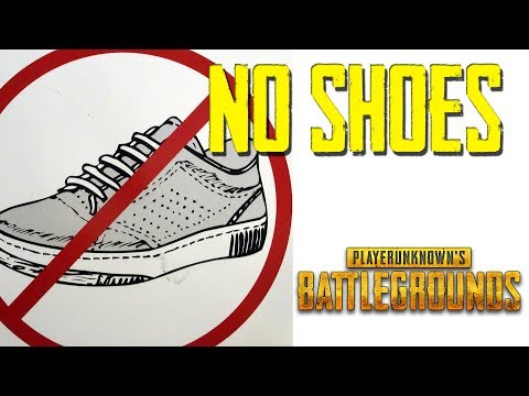 PUBG RANDOM DUO with GUY WHO DOESNT WEAR SHOES