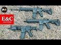 Страйкбольные M27 IAR, HK416D и HK416C с боевыми маркировками от E&C (East Crane)