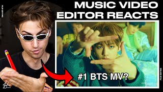 Editor Reacts To Bts Spring Day 1 Bts Mv Ever MP3