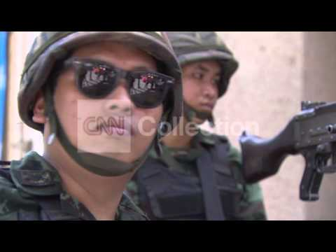 THAILAND-ARMY DECLARES MARTIAL LAW