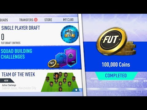 THE MOST PROFITABLE SBCS FOR GUARANTEED COINS! (FIFA 19 Ultimate Team)