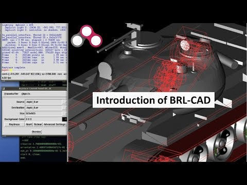 Introduction Of BRL-CAD