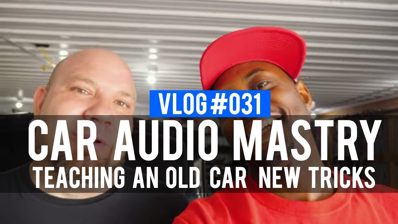 VLOG 031 - Old Car, New Custom Audio! (@RebirthofSOC)
