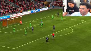 FIFA 13: 2 vs 1 | Taking Care of BUSINESS!!