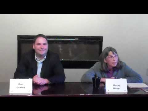 2012 Eggs and Issues, Kathy Haig and Dan Griffey Legislative District 35, State Rep Pos.1