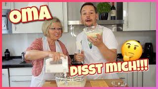 Oma will angeben 👵 American Cheese Cake 🍰 Florian Mennen