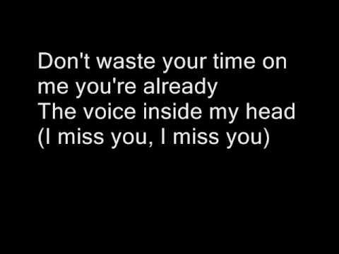 Blink 182-I miss you Lyrics