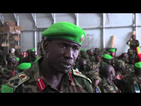 Ugandan Troops in Somalia