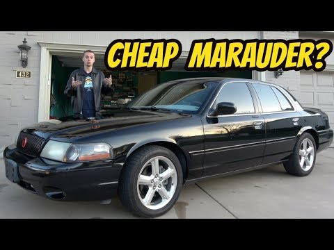I Bought the Cheapest Mercury Marauder in the USA by Mistake