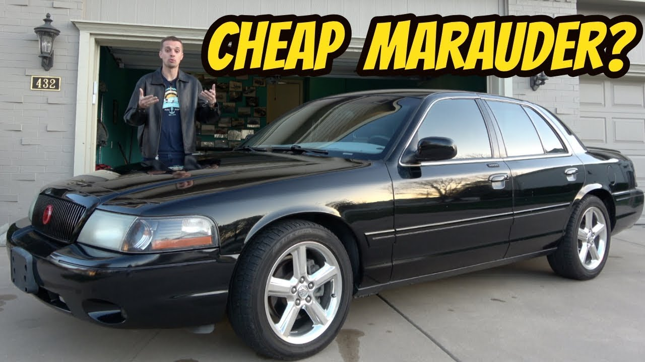 I Bought The Cheapest Mercury Marauder In The Usa By Mistake Youtube