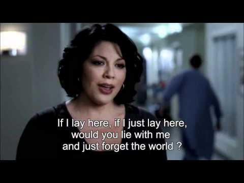 Grey's Anatomy - Music Event - Chasing Cars - German/Deutsch Episode 18 / Season/Staffel 7