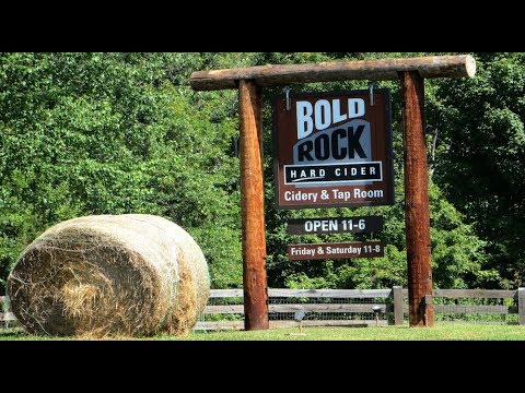 Bold Rock Cidery Tour (RV Full Time)