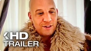 xXx: The Return of Xander Cage Teaser Trailer (2017)