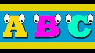 ABC Song | ABC Songs for Baby | UK and Canadian Version