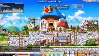 Maplestory SEA Kinesis to 200 in 3 hours 45 minutes