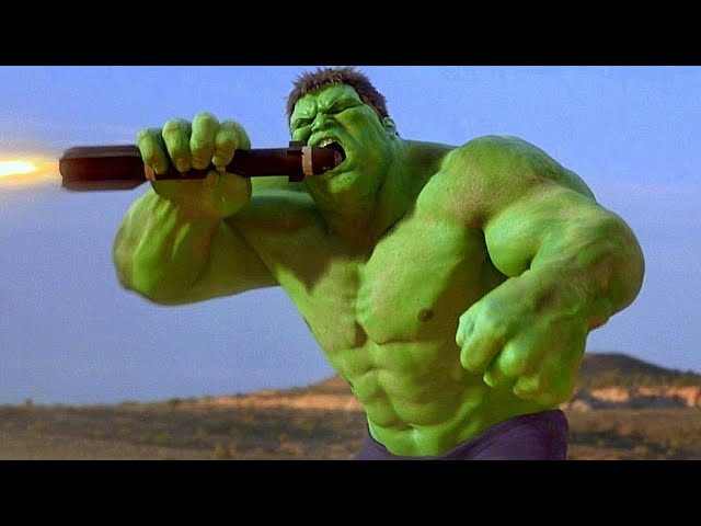 Hulk Vs Helicopters Hulk Smash Scene Hulk 2003 Movie Clip Hd Youtube