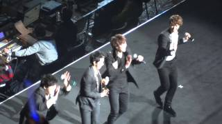 120203 SS4 in TW Taipei Super Junior Miracle 氣球應援