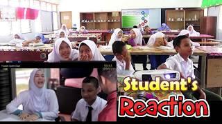 REACTION: Drama Spontan 11 (Student's Reaction)