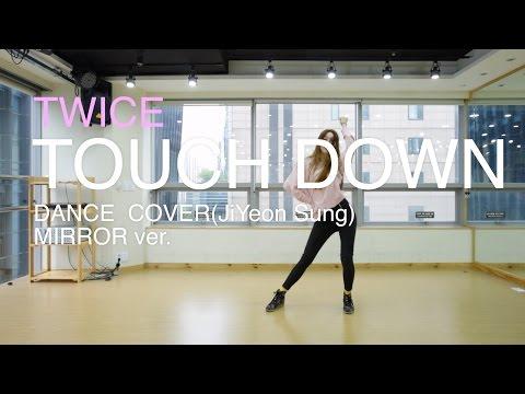 開始Youtube練舞:TouchDown-TWICE | 看影片學跳舞