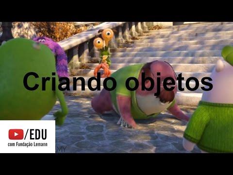 Criando objetos | Pixar in a Box | Khan Academy