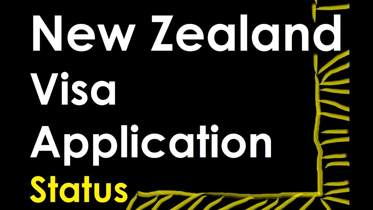 Check nz visa application status online youtube falaconquin