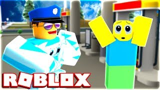 ARRESTING THE MOST WANTED CRIMINAL IN ROBLOX JAILBREAK!! with Fuzion