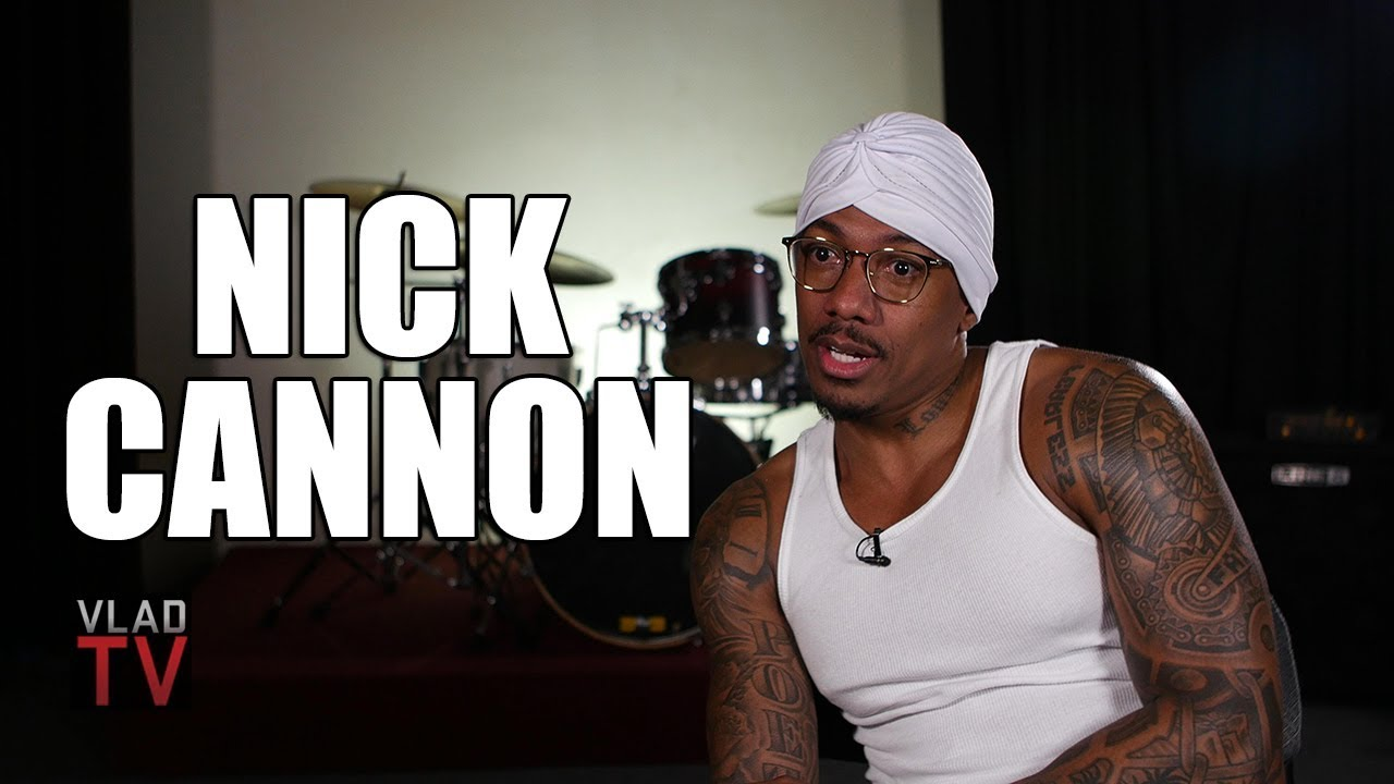 Nick Cannon On Having Guns Pulled On Him While Filming A ...