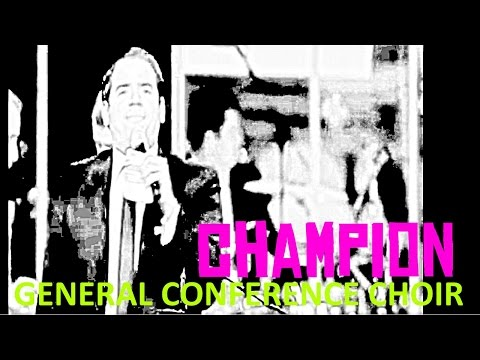 Champion | General Conference Choir (ft. Cortt Chavis)