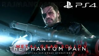 Metal Gear Solid 5: The Phantom Pain - Multiplayer Gameplay: Mother Base [1080p] TRUE-HD QUALITY