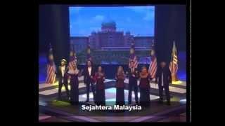 Sejahtera Malaysia (Acapella)