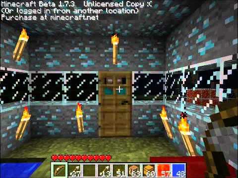 Minecraft herobrine loquendo no historia video real for Videos de minecraft en la vida real