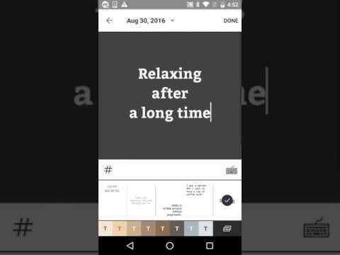 Paletto Featured video for Android
