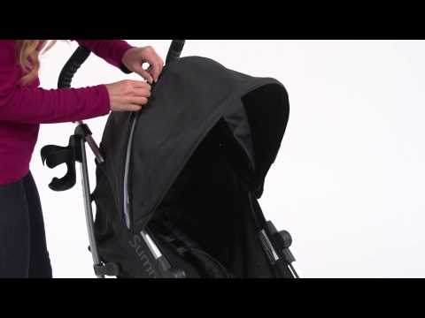 Summer Infant 21860 VID STROLLER