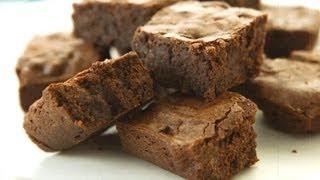 Gluten Free Chocolate Brownies - Gluten Free With Alex T