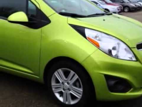 Wonderful 2013 Chevrolet Spark Mike Castrucci Chevrolet Milford Milford, OH 45150