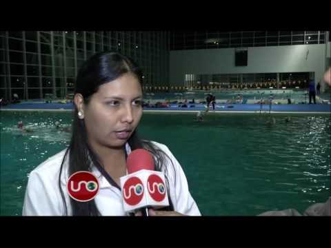Valeria Ríos, aporte a la selección de nado sincronizado