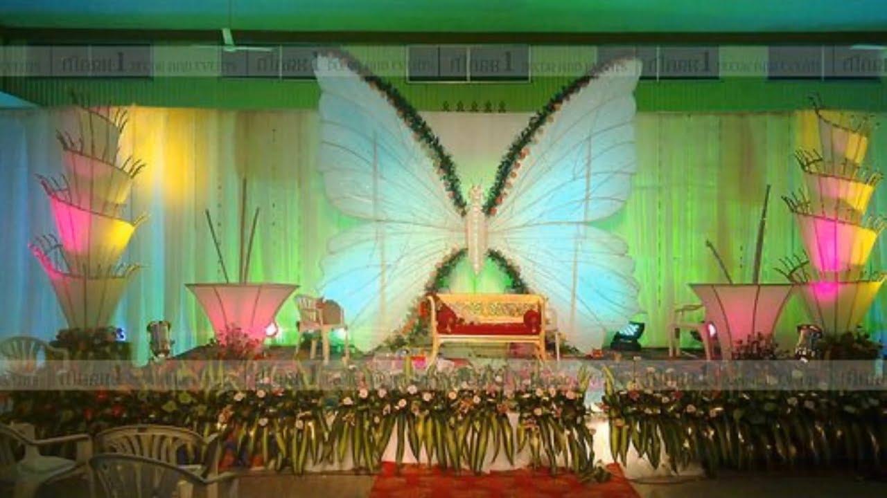 Simple Wedding Stage Decoration Wedding Mandap Decor Wedding