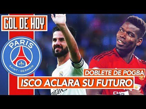 ISCO aclara su futuro ¿Madrid, PSG, ClTY? I Doblete de P0GBA