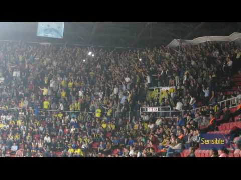 Kurşun yedim sol yanımdan, yaralandın mı hey can | Fenerbahçe Tribünü @ Abdi İpekçi