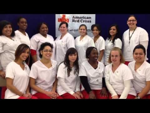 American Red Cross Lorain County Nursing Assistant Program