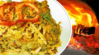 Beef Cabbage  and Potato Bake Recipe