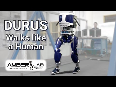 Someone finally gave a robot a decent pair of shoes
